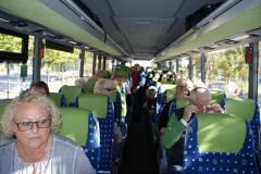 … mit über 30 Teilnehmern in Richtung Straßburg.