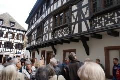 Die historische Substanz der Altstadt von Straßburg hat viel zu erzählen.